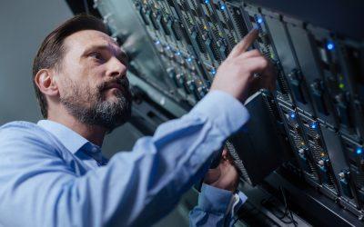 Monitorowanie pracy systemów klienta i wykrywanie awarii