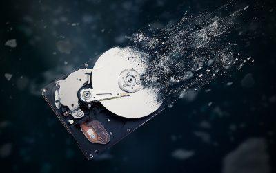 Niszczenie nośników danych